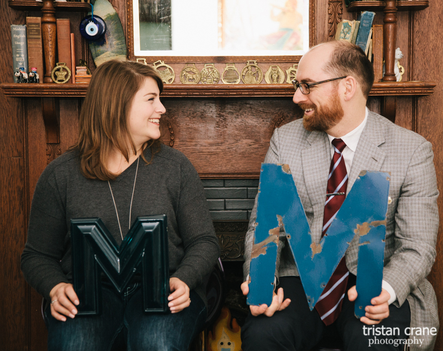 Margo and Matthew, San Francisco engagement sessions