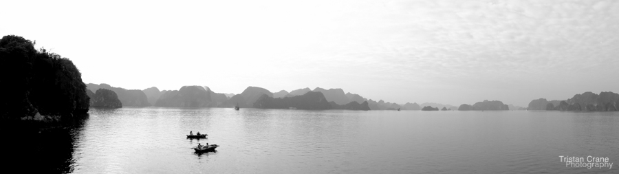 Ha Long Bay and Vietnam with the Fuji X-pro1