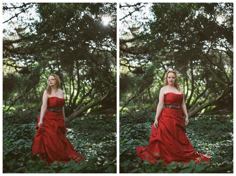 Golden Gate Park Portrait Session