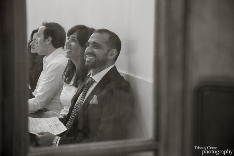 San Francisco City Hall Wedding, the glance