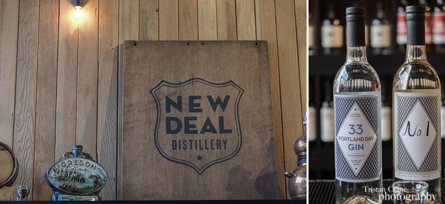 Destination: New Deal Distillery