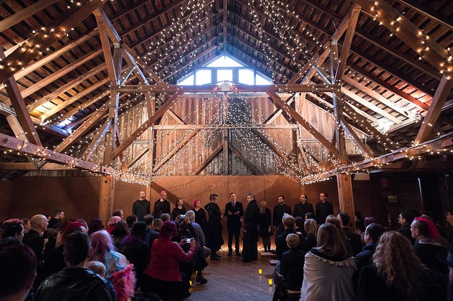 Walker Creek Ranch Wedding, Daed and Erik